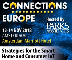 connections Europe 2018